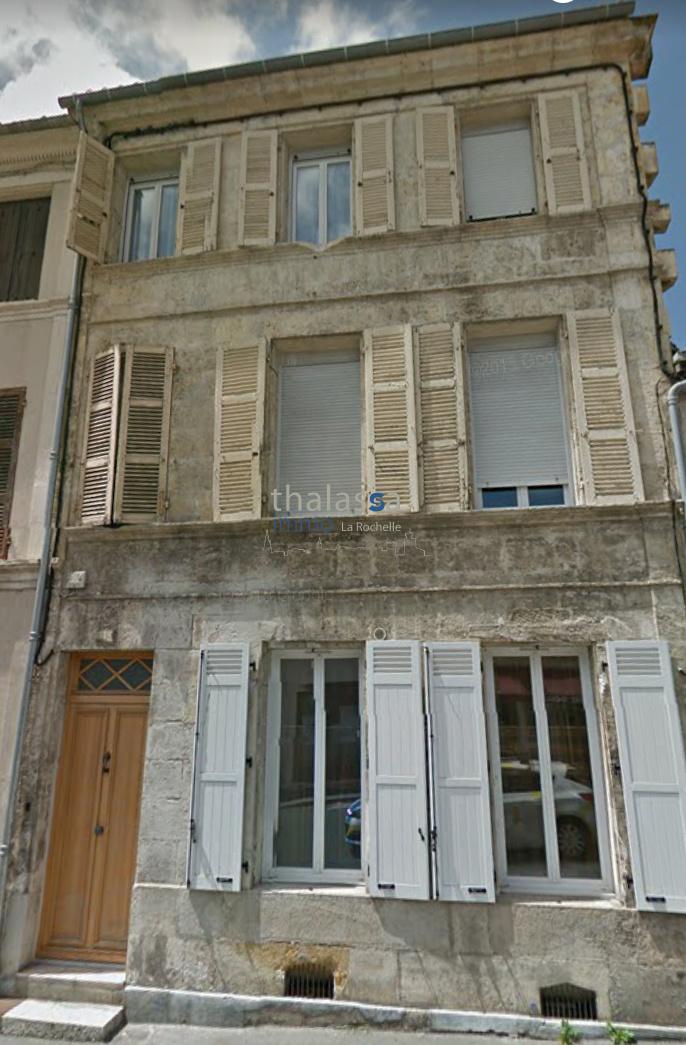 Offres de vente Immeuble Rochefort (17300)